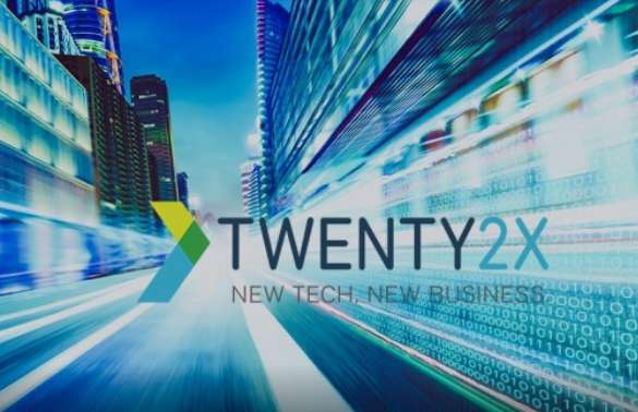 "TWENTY2X: ""New Tech. und Security New Business"""